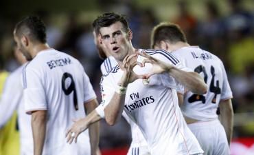 Bale hizo olvidar a Cristiano