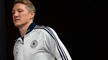 Schweinsteiger no teme perderse la Copa Mundial