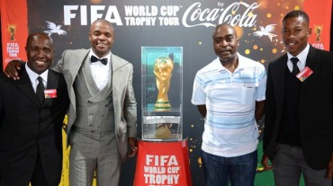 El Trofeo regresa a Sudáfrica