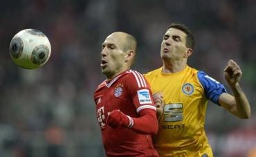 Bayern, Leverkusen y Dortmund no fallan en la Bundesliga