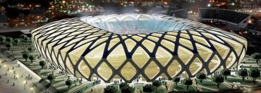 """Estadios donde jugara nuestra """"H"""" en Mundial de Brazil 2014"""