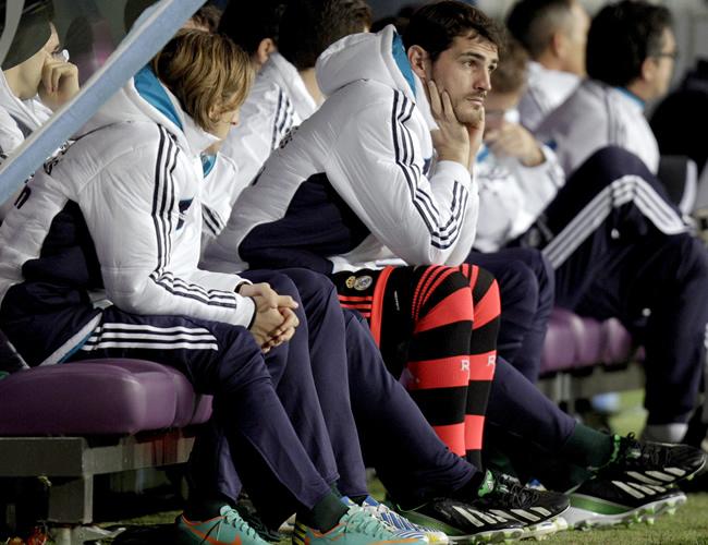 Casillas ha decidido irse a la Premier League si no juega más con el Madrid