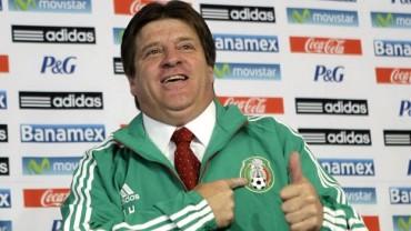 Miguel Herrera confirmado como entrenador de la Selección Mexicana