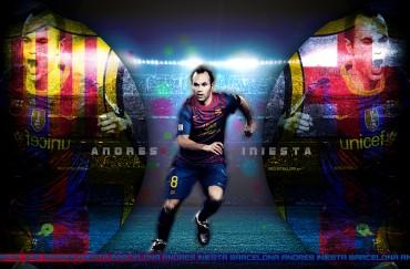 Andrés Iniesta amplía contrato con Barcelona hasta 2018