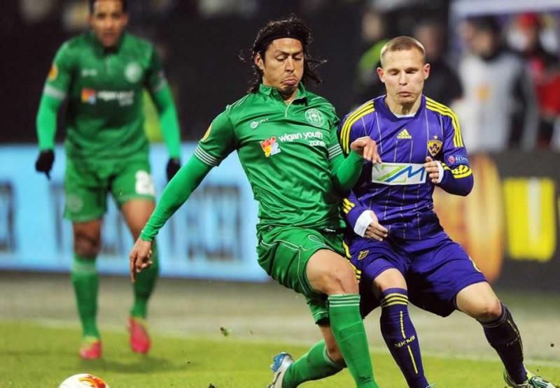 Roger Espinoza y Wigan se despiden de Europa League