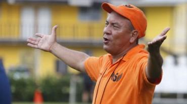Carlos Tábora se ha convertido en el nuevo técnico parrillero