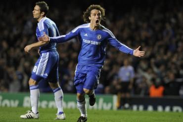 David Luiz, de nuevo en la órbita del Barça