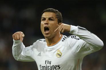 Cristiano Ronaldo, el rey del gol en 2013