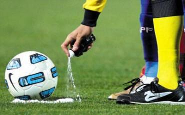 Blatter confirma el uso de aerosoles en el Mundial