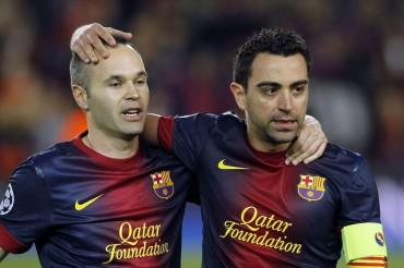 Busquets, Iniesta y Xavi, aspirantes a entrar en mejor once del año