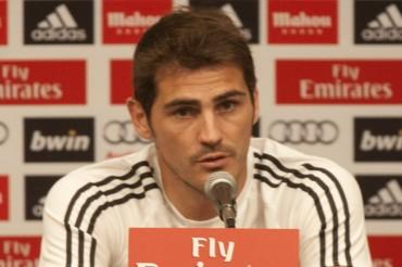Iker Casillas critica el sorteo del Mundial de Brasil