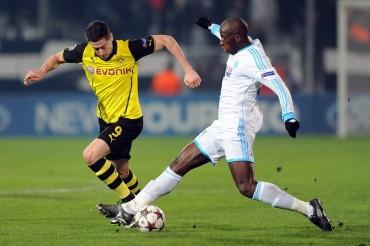 Agónica clasificación del Borussia Dortmund