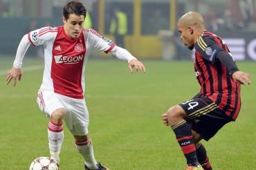 El Milan resiste en inferioridad y se mete en octavos