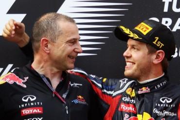 El equipo Mercedes fichará a dos ingenieros de Red Bull