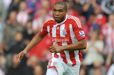 Stoke City de Wilson Palacios venció al Aston Villa