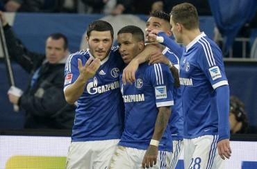 El Schalke 04, rival del Real Madrid en los octavos de la Champions