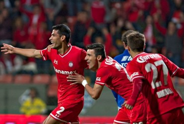 Toluca avanzó a las semifinales