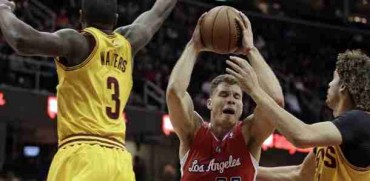 Sorprende Cavaliers a Clippers