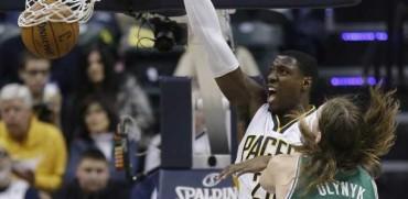 Pacers humillan a los Celtics