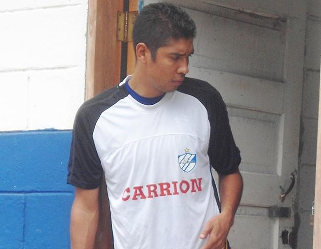 Melvin Valladares ya está trabajando con la jaiba