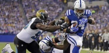 Colts doman a Jaguars