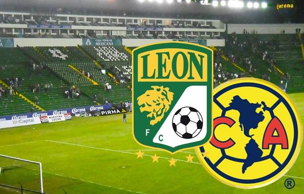 León y América arranca este jueves la Final del Apertura 2013