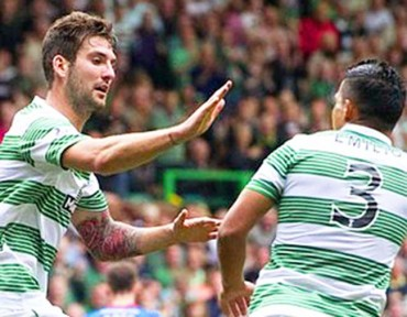 Celtic y Emilio Izaguirre apunta al campeonato