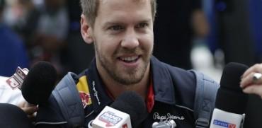 Vettel será padre por primera vez