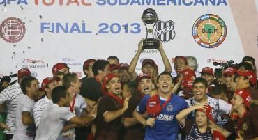 Lanús Campeón de de la Copa Sudamericana