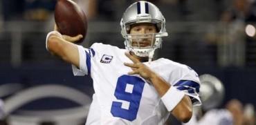 Romo no entrena con los Cowboys