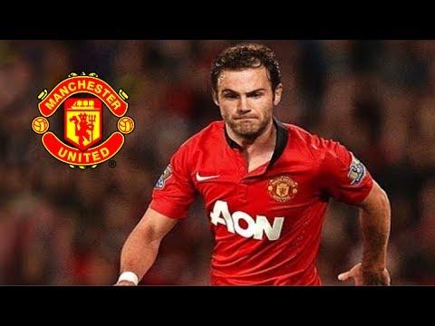Man. United oficializó el fichaje de Mata