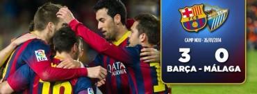 Barcelona, una jornada más de líder