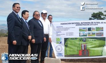 Por Fin Honduras tendrá Proyecto Goal