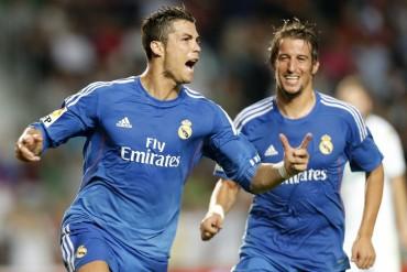 Cristiano Ronaldo marcó su gol número 30 de esta temporada