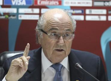 """Blatter: """"Brasil ha comenzado a organizar el Mundial demasiado tarde"""""""