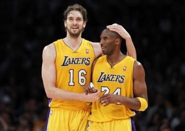 """Kobe Bryant: """"No sé qué más puedo hacer por Pau Gasol"""""""