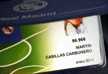 El hijo de Iker Casillas y Sara Carbonero ya es socio del Madrid