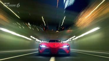 El nuevo Toyota FT-1 Concept Coupé, ya en Gran Turismo 6