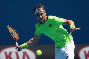 David Ferrer sufre pero pasa a tercera ronda del Open de Australia