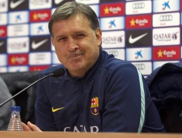 """Martino: """"Felicito a Cristiano, pero el mejor está aquí en Barcelona"""""""