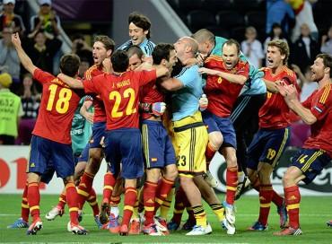 España arranca 2014 como líder de la clasificación FIFA