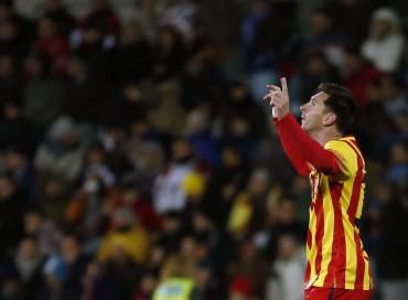 "Messi: ""Necesitamos a Neymar"""