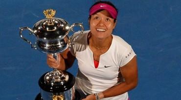 La china Li Na conquista su segundo Grand Slam