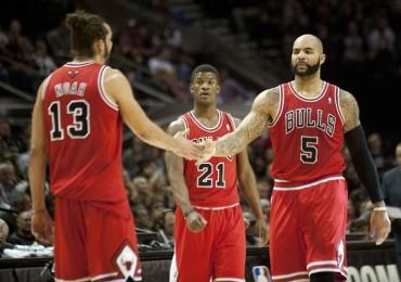 Butler y los Bulls vuelven a ganar a los diezmados Spurs