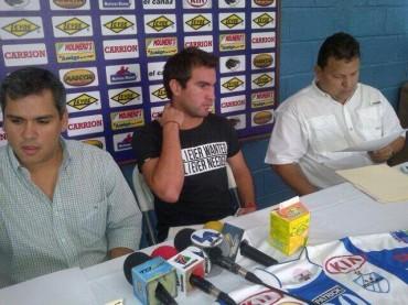 Héctor Morales nuevo jugador del Victoria de la Ceiba