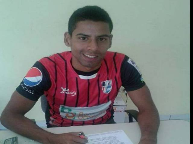 Ronald Martinez nuevo jugador de Deporte Savio