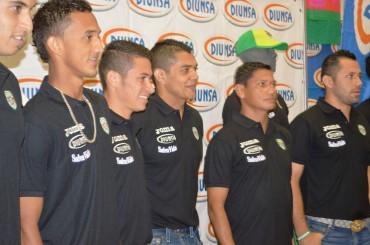 Marathón presenta su Plantilla y Cuerpo Técnico