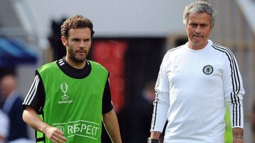 Mourinho confirmó que está por cerrarse el pase de Mata al Man.Utd