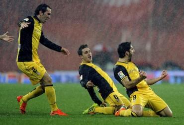 Atlético de Madrid ya está en las semifinales y enfrentará al Real Madrid