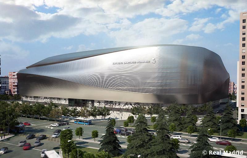 El Madrid promete un nuevo Bernabéu en tres temporadas